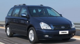 kia grand carnival mini bus hire in perth