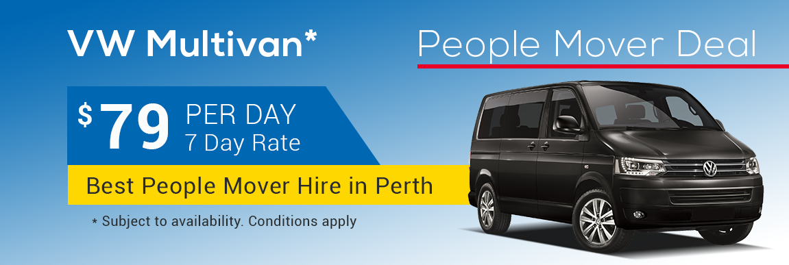 People mover hire perth - Northside Rentals