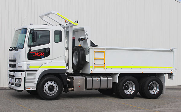 specialist Trucks for hire